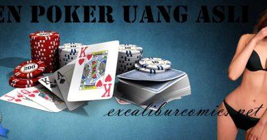 Agen Poker Uang Asli & Cara Memenangkan Permainan