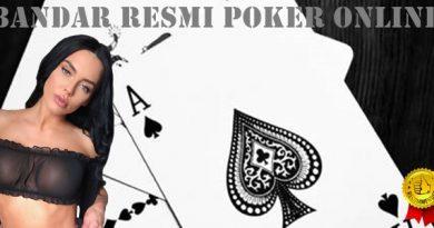 Bandar Resmi Poker Online Dan Cara Transaksinya