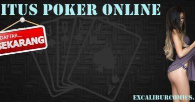 Situs Poker Online dan 3 Permainan Sejenisnya